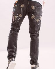 Pantaloni_blugi_barbati_diffrent_color_splashed_jeans_5