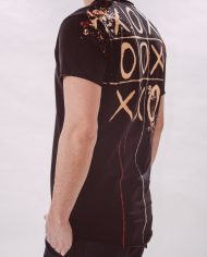 Tricou_barbati_different_t_shirt_black_cotton_with_back_paint_2